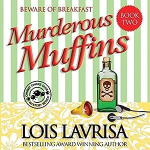 Murderous Muffins Audiobook