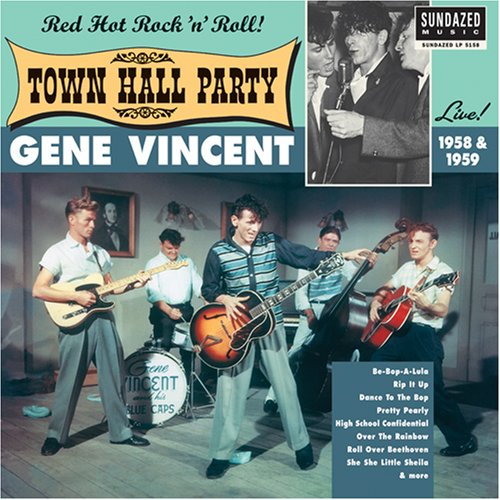 Live At Town Hall Party 1958 And 1959
