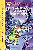 Un granizado de moscas para el conde: Geronimo Stilton 38 (Spanish Edition)
