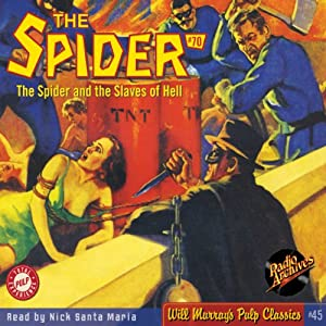 Spider #70 July 1939: The Spider | [Grant Stockbridge, RadioArchives.com]