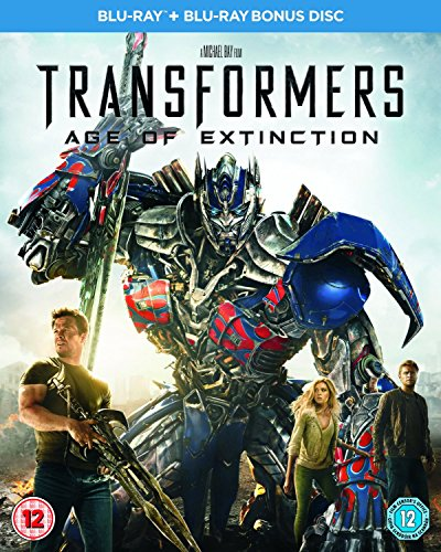 ������������: ����� ����������� / Transformers: Age of Extinction (2014) BDRip-AVC | DUB | ��������