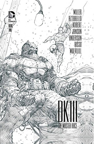 DARK KNIGHT III MASTER RACE #2 (OF 8) COLLECTORS EDITION HC (Master Race compare prices)