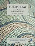 Public Law: Text, Cases, and Material...