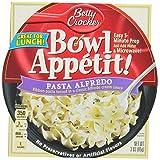 Betty Crocker Bowl Appetit, Pasta Alfredo, 3-Ounce Bowls (Pack of 12) ~ Betty Crocker Dry Meals