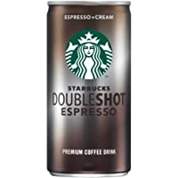 12-Pack Starbucks Doubleshot 6.5oz Espresso + Cream