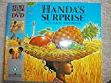 Handa's Surprise (Book & DVD) Eileen Browne