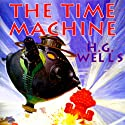The Time Machine Audiobook by H.G. Wells Narrated by Bernard Mayes
