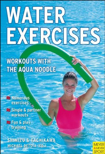pool games noodle With Aqua Noodle Excercises: Workouts the Water