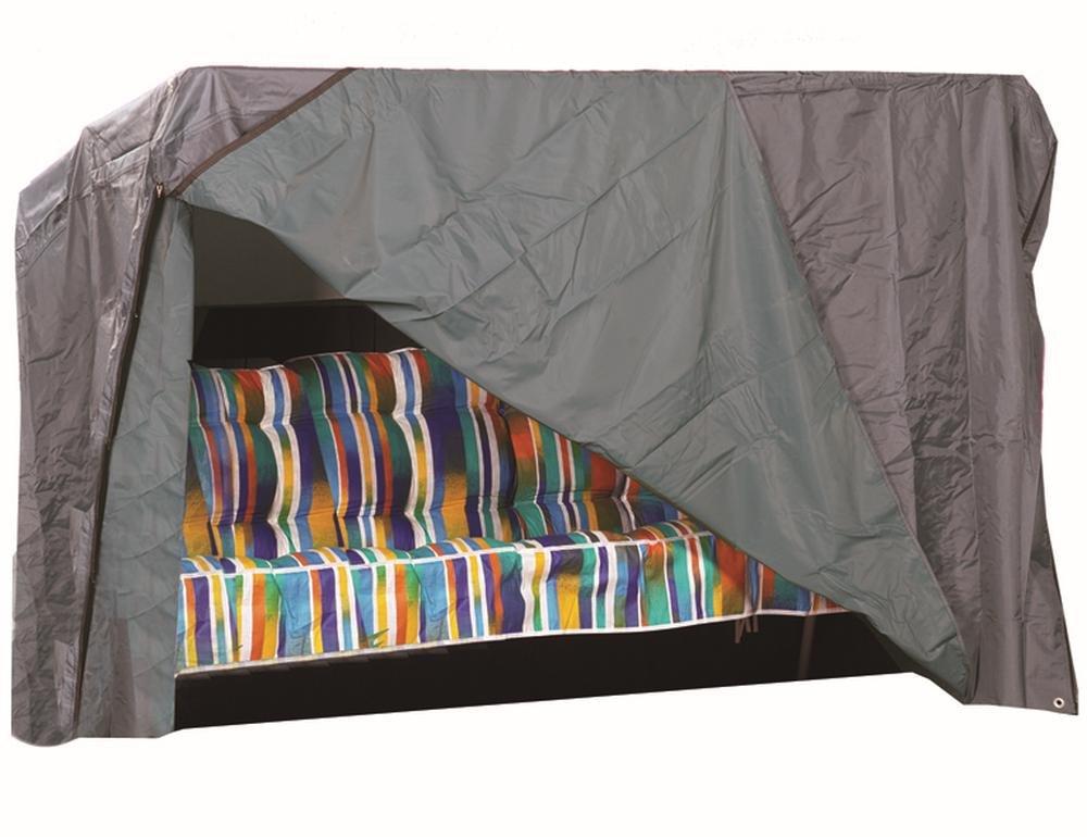 Siena Garden 150953 Schaukelhülle 3-er PVC-Oxford 600 anthrazit günstig online kaufen