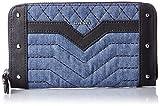 インディゴブルー レディース 長財布 DE-MIXER STITCH GRANATO - wallet X04082P1031 H4187UNI