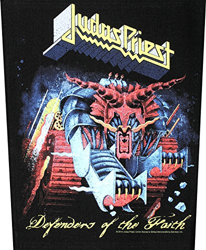 Judas Priest Patch I DIFENSORI della fede Backpatch toppa