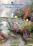 Thomas Kinkade Painter of Light with Scripture 2013 Engagement Calendar