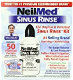 photograph regarding Neilmed $2 Printable Coupons referred to as Neilmed Sinus Rinse Package (Pack of 2) - - Printable Discount coupons