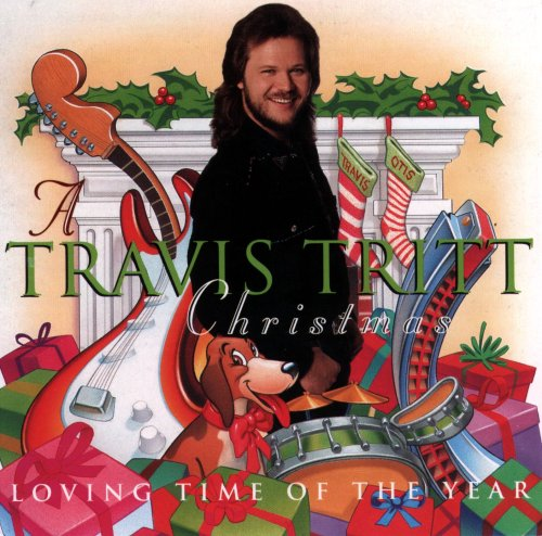 TRAVIS TRITT - A Travis Tritt Christmas: Loving Time of the Year - Zortam Music