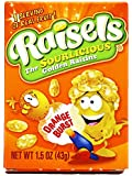 Champion Raisels Sour Orange Burst, 6-Count (Pack of 12)