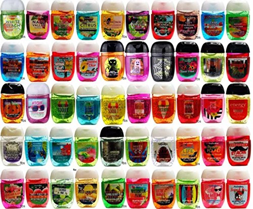 bath-and-body-works-pocketbac-hand-sanitizer-grab-bag-bundle-lot-of-20-anti-bacterial-hand-gels