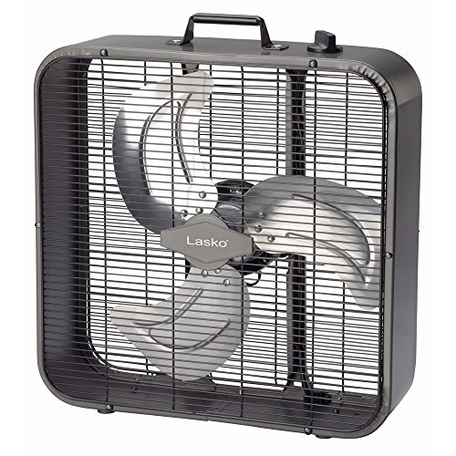 Lasko B20725 Metal Box Fan, 20-Inch (20 Inch Metal Fan compare prices)