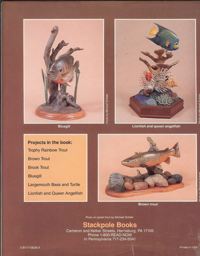Fish carving bob berry  amazon books