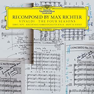The Four Seasons Recomposed By Max Richter