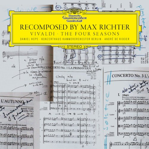 Generic Recomposed by Max Richter Vivaldi:The Four Seasons