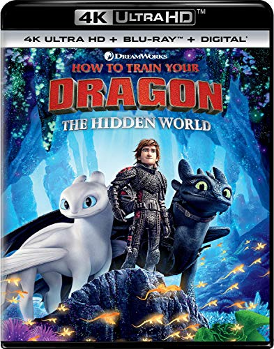 4K Blu-ray : How To Train Your Dragon: Hidden World (2 Discos)
