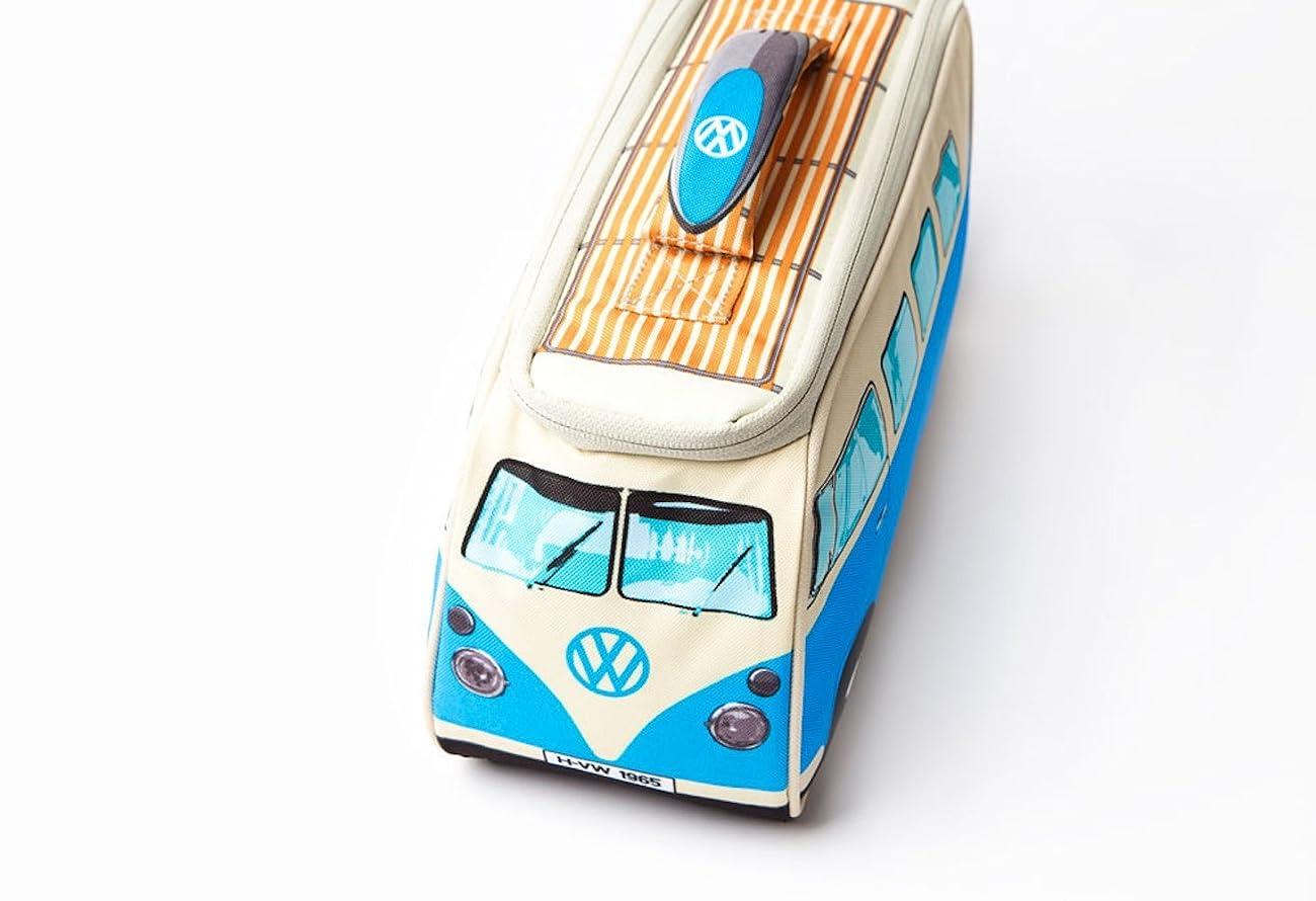 VW Volkswagen T1 Camper Van Lunch Bag - Blue - Multiple Color Options Available 2