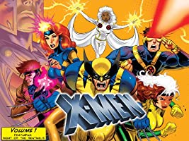 Marvel Comics X-Men Season 1