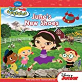 June's New Shoes (Disney's Little Einsteins (8x8))