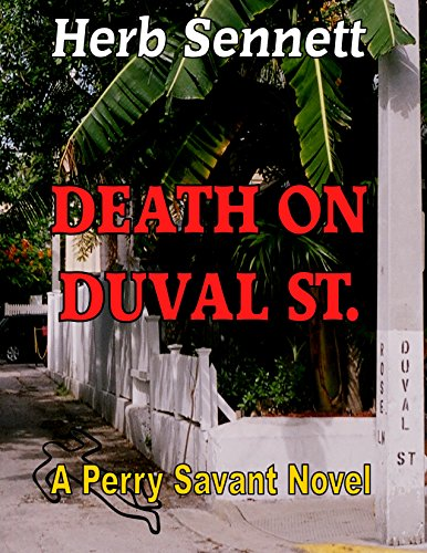 Death on Duval St. by Herb Sennett