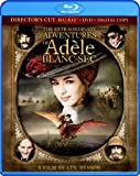 Image de The Extraordinary Adventures of Adele Blanc-Sec [Director's Cut] (BluRay/DVD/Digital Copy) [Blu-ray]