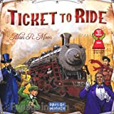 Ticket to Ride Board Game - Days of Wonderby Days of Wonder