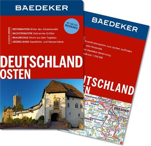 Baedeker Reiseführer Deutschland Osten