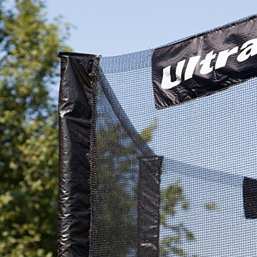 Ultrasport Sicherheitsnetz für Gartentrampolin Ultrasport / Ultrafit Jumper Blau (Modelle bis Mai 2014), 305 cm -