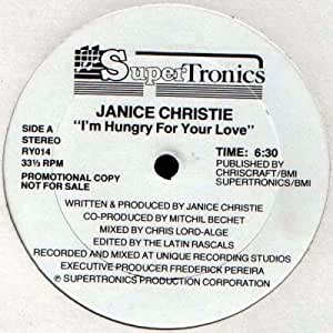 Janice Christie One Love