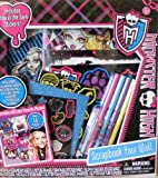 Monster High Scrapbook Your Wall -Picture Frames, Stickers