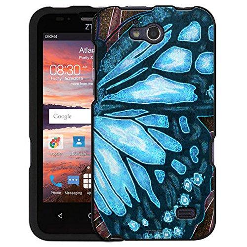 zte-maven-case-snap-on-cover-by-trek-butterfly-wing-blue-case