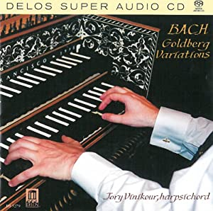 Jory Vinikour: Bach: Goldberg Variations [SACD]
