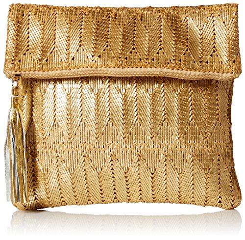 ale-by-alessandra-womens-la-pluma-vegan-leather-clutch-gold-one-size