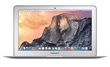 Apple MacBook Air MJVE2HN/A 13-inch Laptop (Core i5/4GB/128GB/OS X Yosemite/Intel HD 6000) at amazon