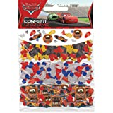Disney Cars Confetti Holiday and Party Supplies