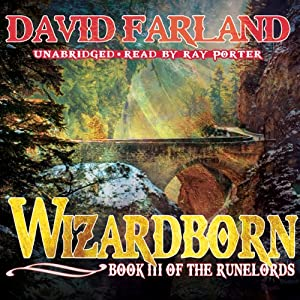 Wizardborn Audiobook
