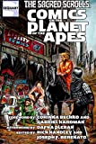 img - for The Sacred Scrolls: Comics on the Planet of the Apes book / textbook / text book