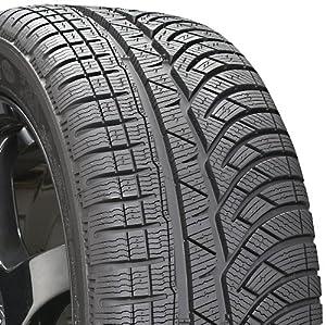 Michelin Pilot Alpin PA4 Winter Radial Tire – 235/45R17 97V