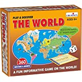 Creative's Play And Discover The World, Multi Color