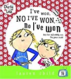 I've Won, No I've Won, No I've Won (Charlie & Lola) (0141382198) by Child, Lauren