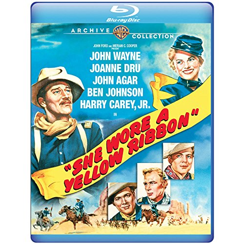 She Wore a Yellow Ribbon [Blu-ray]
