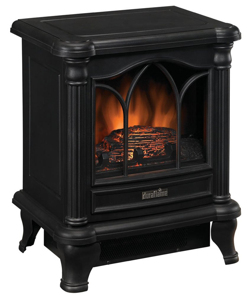 Portable Electric Stove Heater Space Fireplace Small Realistic Flame Warmth Hot Ebay