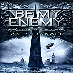 Be My Enemy Audiobook
