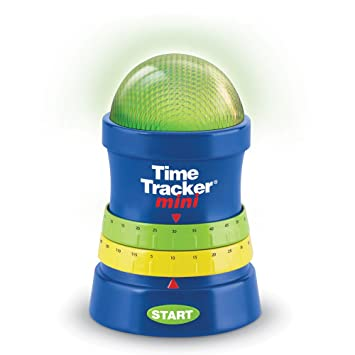 Learning Resources Mini Minuteur Time Tracker