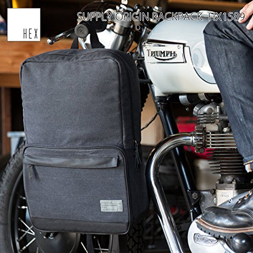(ヘックス)HEX hx1589 SUPPLY ORIGIN BACKPACK HX1589
